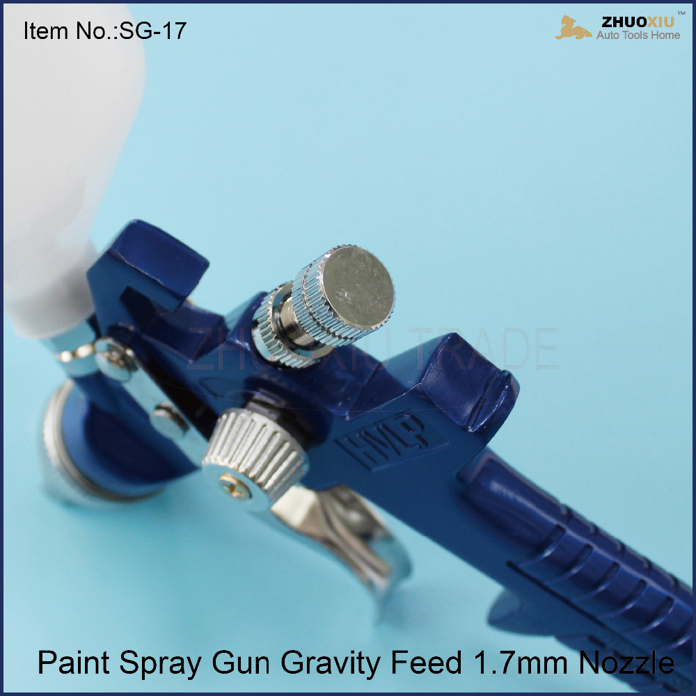 how to use a spray gun to paint a house