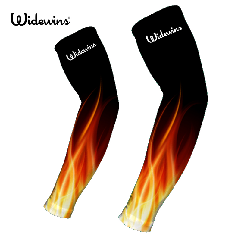 Raging fire Breathable Quick-dry Bike Cycling Arm Warmers Bicycle Oversleeve Covers UV Protection USA Armwarmers Sleeves 1004