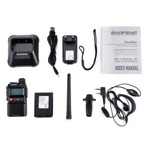 Image 5 - Baofeng UV 3R+ Usb Charger Mini Walkie Talkie UV 3R Plus Kids 2 Way Radio UV3R+ Vhf Uhf Radio Comunicador Talkie walkie Amador