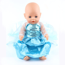 The new 2016doll clothes Wear fit 43cm Baby Born zapf Children best Birthday Gift(only sell clothes)m24