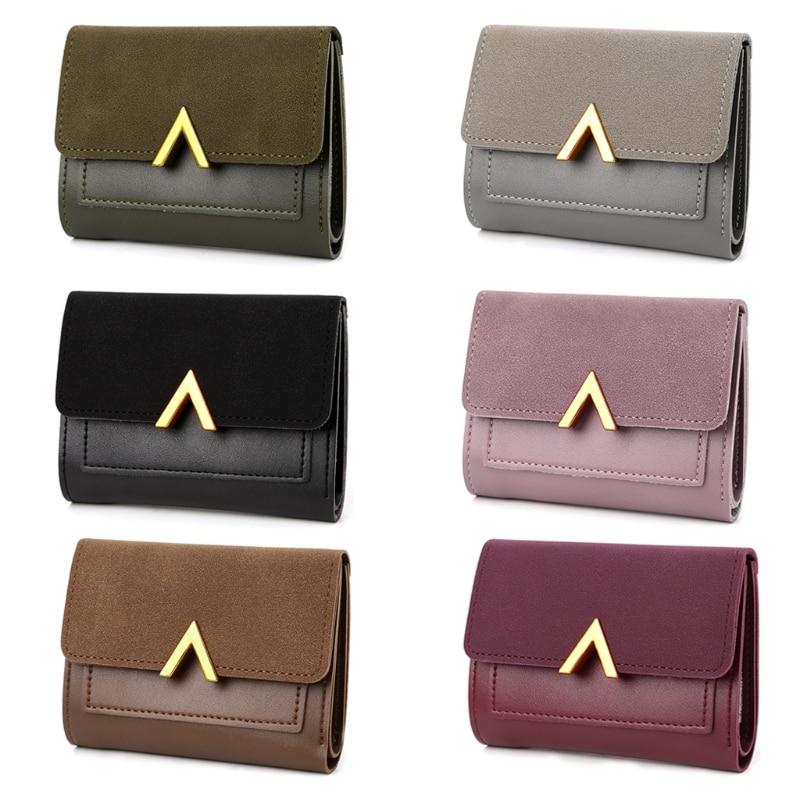 Stylish Women Fashion Small Wallet Credit Card Holder Coin Purse Clutch Handbag