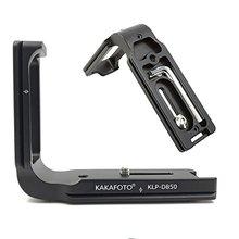 FITTEST KLP-D850 пользовательский специальный L кронштейн пластина Держатель для Nikon D850 Камера Вертикальная съемка QR совместимый w RRS SUNWAYFOTO