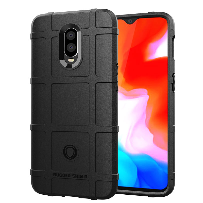 Armor Anti Shock Cases For Oneplus 6T A6013 Case Cover