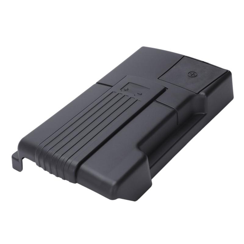 Bateria do motor à prova de poeira negativo eletrodo capa protetora à prova dwaterproof água para skoda kodiaq octavia 5e (a7) para v w tiguan l 2018