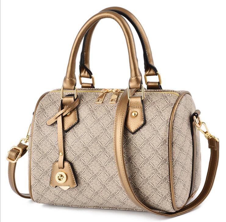 Ragcci Marke Frauen handtasche Top griff taschen für wommen PU Leder Messenger Tasche Luxus Handtaschen Frauen Taschen Designer bolsa-in Schultertaschen aus Gepäck & Taschen bei  Gruppe 1
