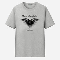 Game Of Thrones Raven Valar Morghulis T Shirt Game Of Thrones Season 5 All Men Must