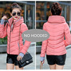 Pink--No Hooded