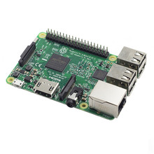 Raspberry Pi 3 Model B 1 GB RAM Quad Core 1.2 GHz 64bit CPU WiFi & Bluetooth Üçüncü Nesil Ahududu Pi