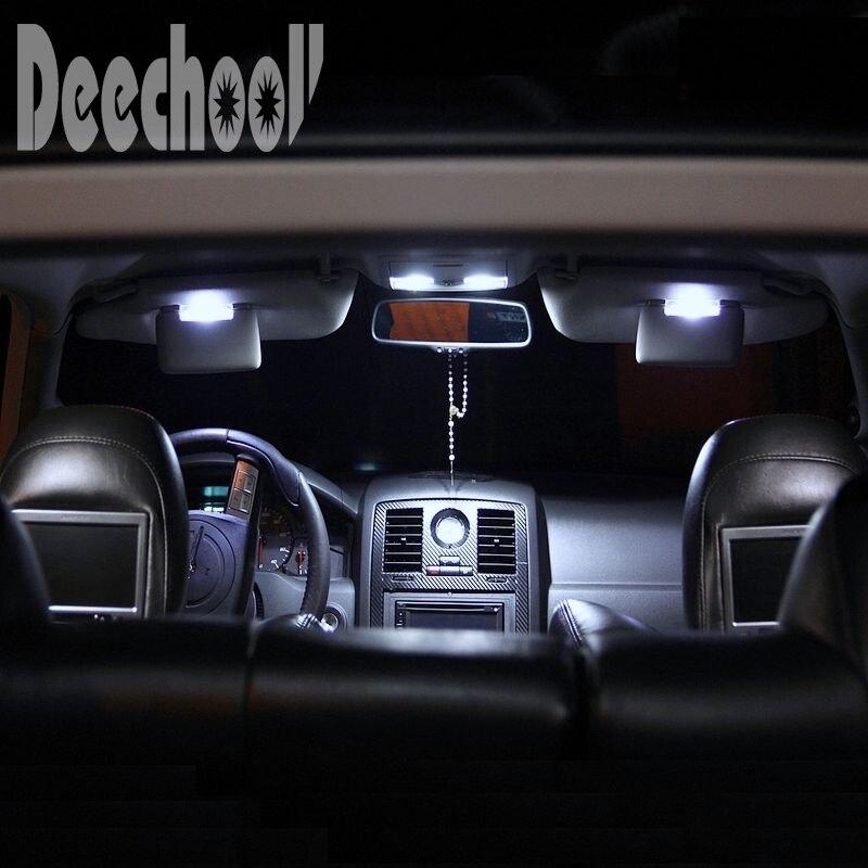 Deechooll Samochód Prowadził światło Dla Opel Astra H