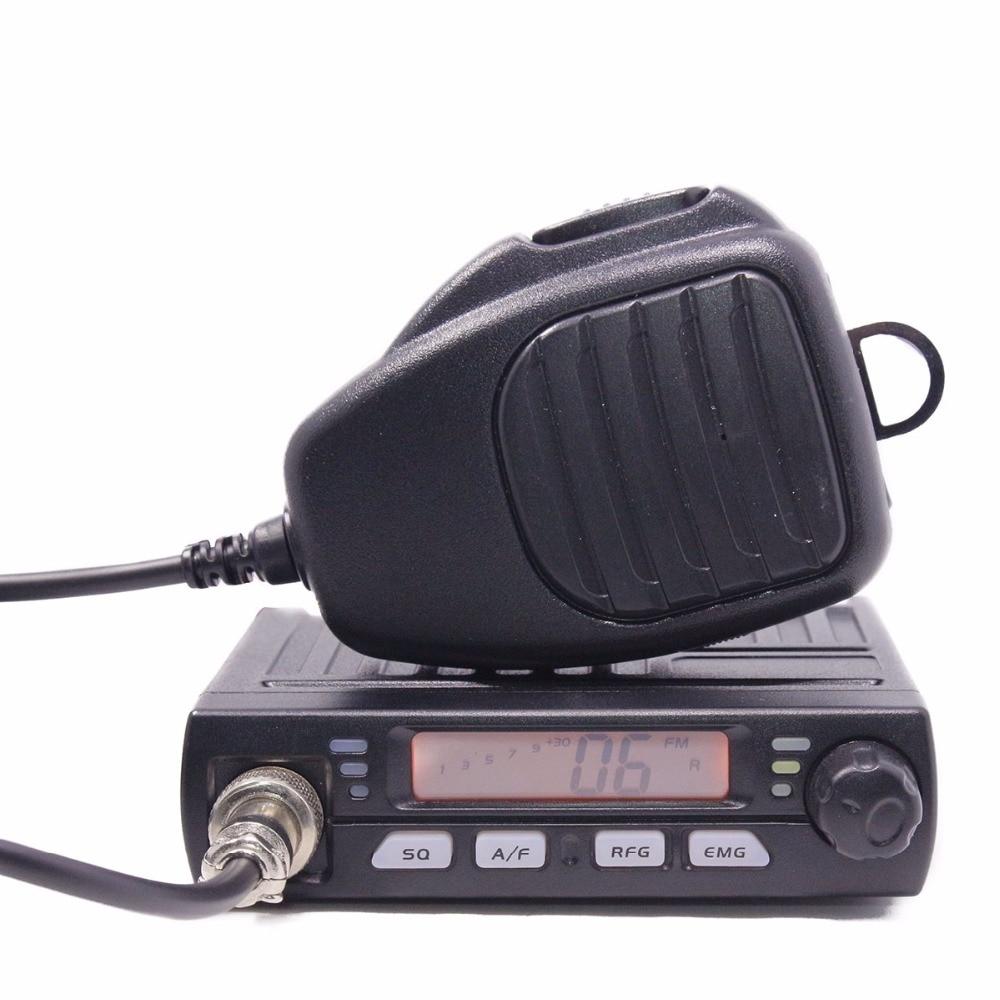 ABBREE AR-925 Vehicle Mount CB Radio 27MHz AM/FM 13.2V 8 Watts LCD Screen Shortware Citizen Band Multi-Norm Mobile Car Radio
