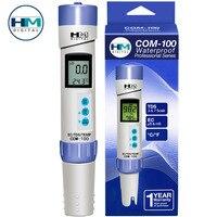 HM COM100 TDS карандаш TDS Качество воды тестер ручка проводимости мониторы детектор метр анализатор
