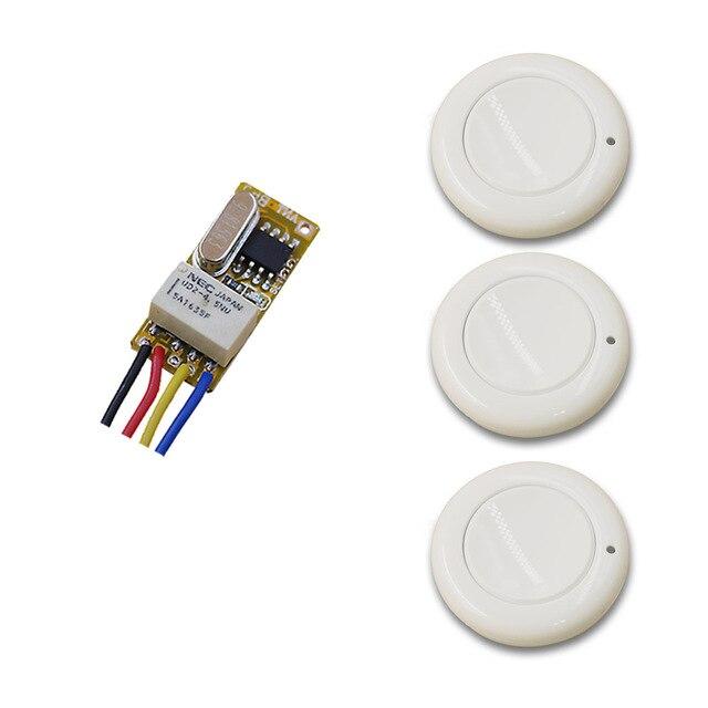 Mini Relay Switch DC 37V 42V 45V 5V 6V 74V 9V 12V Contact NO COM