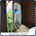 Keypad Keyless Digital Electronic Door Locks Biometric Fingerprint Lock with Single Latch Right Handed