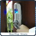 Keypad Keyless Digital Electronic Door Locks Biometric Fingerprint Lock with Single Latch Right Handed