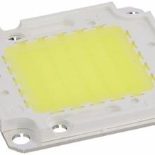 50 Вт светодиодный чип холодный белый лампочка Высокая мощность энергосберегающая лампа чип высокий яркий светодиодный светильник лампа чип DC30-34V(2 шт