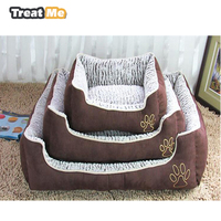 Pet Dog Bed Warming Dog House Soft Materimal Modern Stylish High Quality PP Cotton Pet Dog