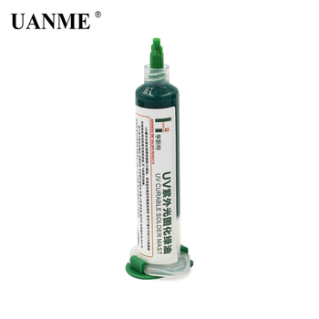 UANME 10cc UV curable solder mast Mobile phone PCB circuit board protection paint fly line solder oil