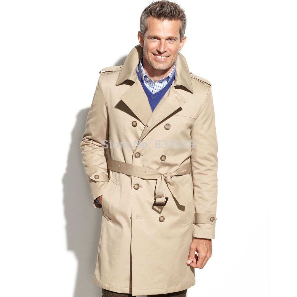 latest fashion fashionable patterns uk store US $179.5 |Custom Made Beige Trench Coat Men, Double Breasted Winter  Overcoat Men Long Coat, Cashmere Wool Coat Winter Coats For Men-in Wool &  Blends ...