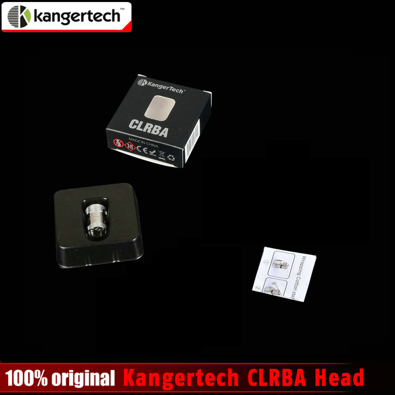Original Kangertech CLRBA Head Rebuildable Coil no Organic Cotton and Kanth Wire for Kanger Cupti Kit and Cltank Kit RBA Coil
