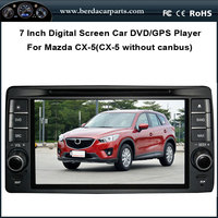 Car DVD Player For Mazda CX 5 CX5 With GPS Radio BT IPod 1G CPU Support DVR Free Map