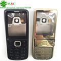3 Colors Metal Housing Cover Case For Nokia 6700 Classic 6700C Housing With Keypad Repair Part Free Tracking
