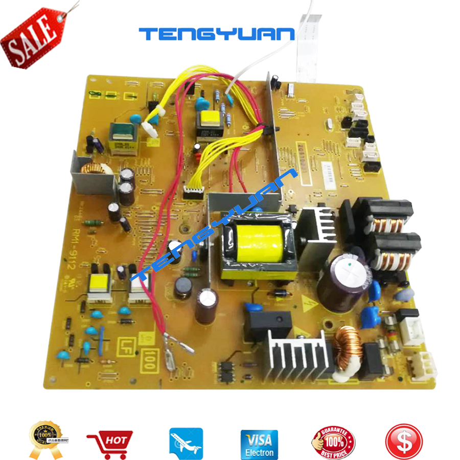 LaserJet Engine Control Power Board For <font><b>HP</b></font> M401D <font><b>M401DN</b></font> M425DN M425 401D 401DN 425 RM1-9112 RM1-9113 Voltage Power Supply Board image