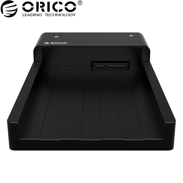 New Arrival ORICO ABS Plastic External Enclosure 2.5/3.5 Inch HDD/SSD Super Speed USB 3.0 & e-SATA Interfaces Hard Disk Box