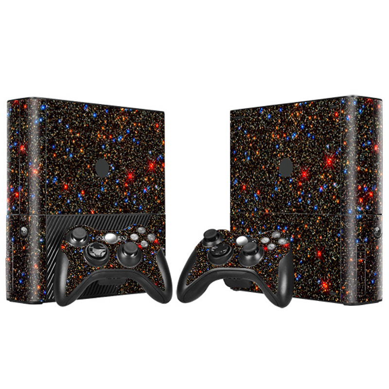 New product skin sticker for XBOX 360 E console skin sticker accessories
