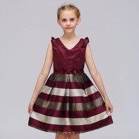 7809fc60a6a38 W. L. MUSON Çocuk Gelinlik Kızlar Parti Elbise Giyim 2017 Marka Yıldız  Nakış Dantel Örgü Prenses elbise. Teklifi Göster. 2018 New Girls Dresses  Children ...