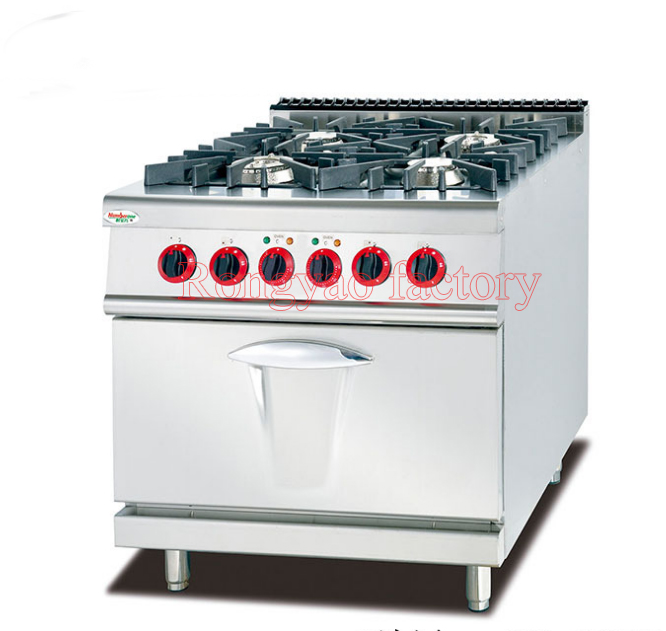 Ry Gh 987b Commercial Kitchen Equipment With Oven 4