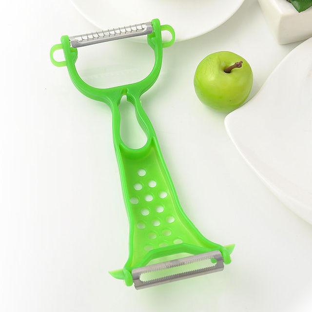 Vegetable Slicer Cutter Peeler Potato Apple Fruit Kitchen Utility Tool