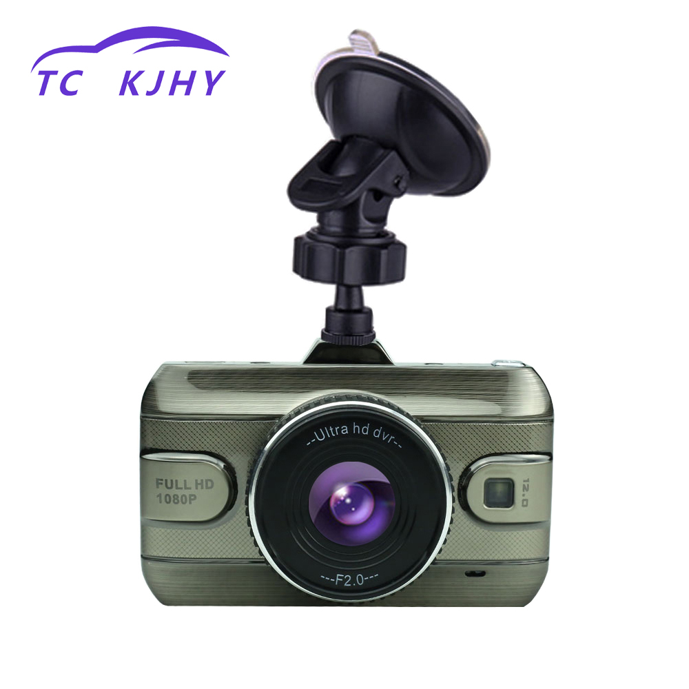 2018 Auto Night Vision 3 Inch Dash Cam Car DVRs Camera Carcam Dash Camera Full HD 1080P Recorder 170 Wide Angle Video Registrar
