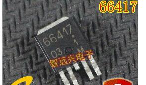 66417 TO-252-4 BCM High beam is not bright triode chip control
