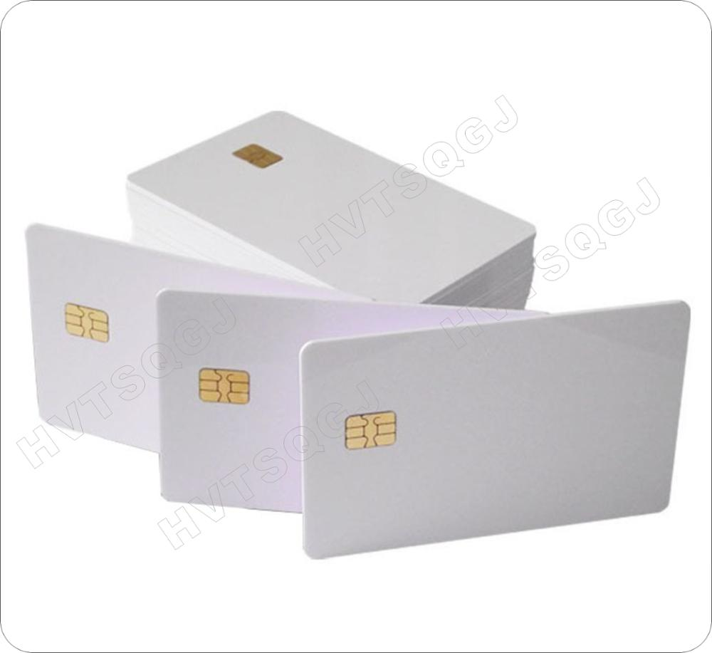 Ic-Card Smart-Card-Chip Contactless In-Consumer-Systems Widely-Used Min:500pcs