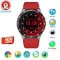 SHAOLIN Смарт Часы 3 Г WI-FI GPS Smart Watch Android 5.1 OS MTK6580 2.0MP Камеры Smartwatch для Apple Телефон Smart Electronics