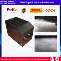 DJ stage special effect super mist smoke machine 800W big mist spray low water fog maker machine