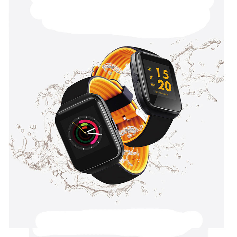 Z40 Bluetooth Smart часы Приборы для измерения артериального давления сердечного ритма S ...