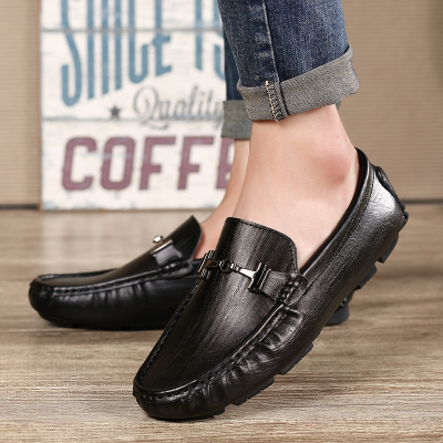 New Brand Men Loafers Shoes Top Genuine Leather Driving Shoe Man Fashion Casual Moccasins Flats Man's Slip On Sapato Masculino 2016 new fashion autumn real genuine leather formal brand man loafers men s casual croco printed slip on flat shoes glm242