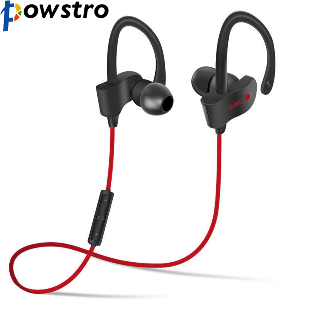Bluetooth 4.1 Wireless Headset Stereo Music Bluetooth Earphone for Running Fitness