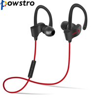 Bluetooth 4 1 Headset Headphones Wireless Headphone Microphone Sport Stereo Earphone For IPhone Android Phone