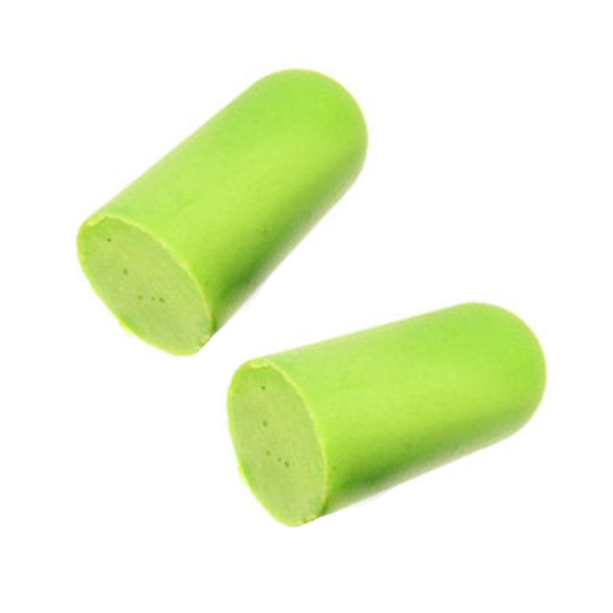 30 pairs soft foam earplugs for Anti noise sleep on car plane travel