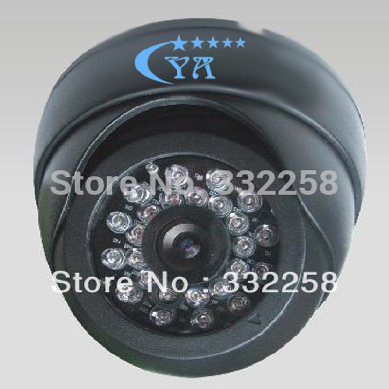 Hot Selling, 720P with 1/4 CMOS 24IR night vision Color IR Indoor AHD Security Dome CCTV Camera,free shipping free shipping hot selling 720p 20m ir range plastic ir dome hd ahd camera wholesale and retail