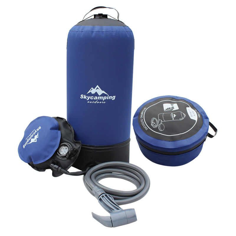 3e55f3aaaa08 Detail Feedback Questions about Camping Pressure shower water bag ...