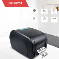 Термальность передачи принтер этикеток Получения штрих кодов принтера 80 мм принт Ширина USB Интерфейс для POS логистических Jewlery розничная пр