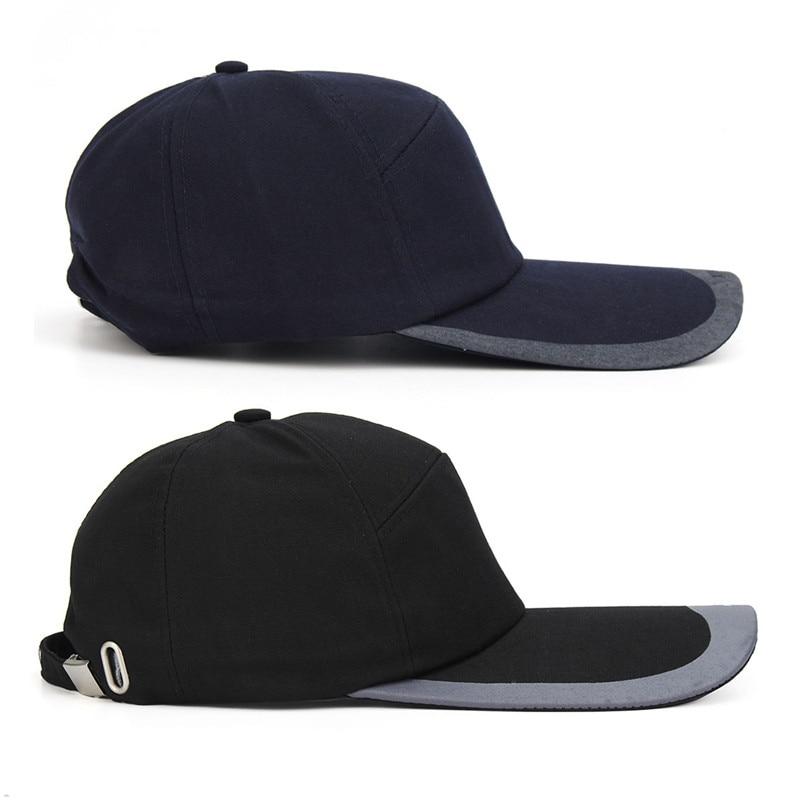 Safurance Baumwolle Bump Cap Schutzhelm Schutzhelm Kopf Schutz Mechaniker Tech Baseball Stil Für Außerhalb Tür Arbeiter