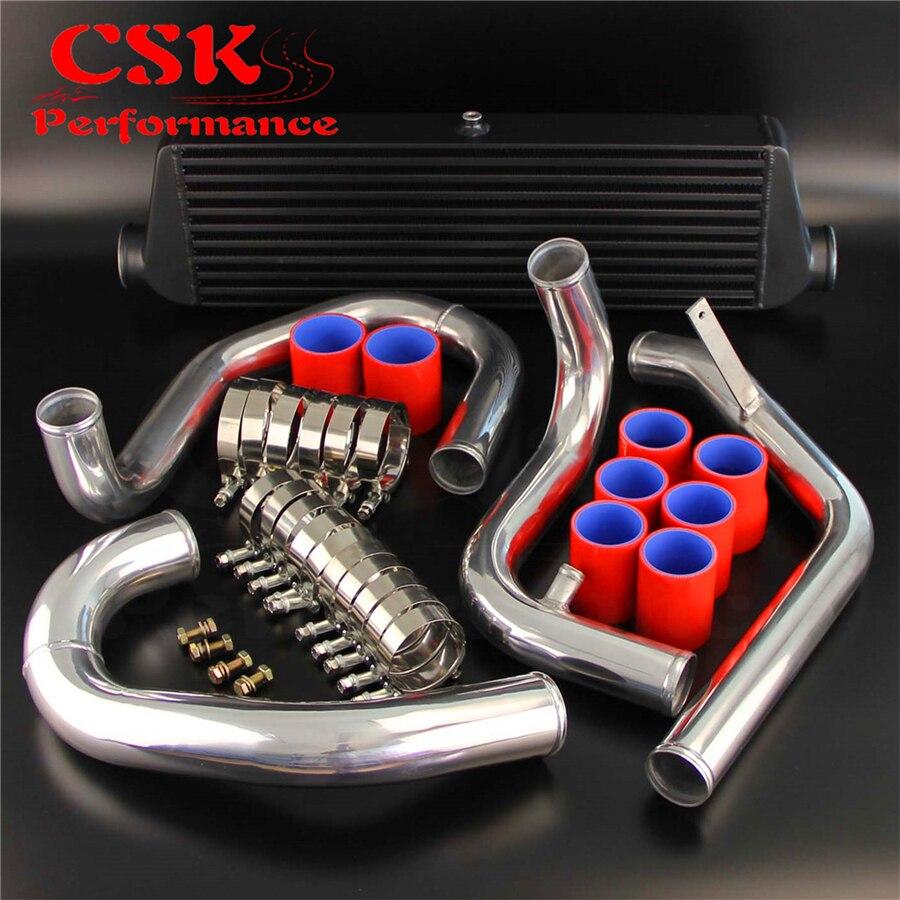 High Performance Upgrade FMIC Turbo Intercooler + Piping Kit Fits For 98 05 VW JETTA Golf GTI 1.8T