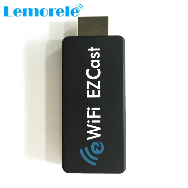 US $26 99 |Miracast dongle hdmi stick Support IOS 9 airplay mirror win8 1  DLNA Airplay Mirror WIFI EZCast Download EZCast APP-in TV Stick from