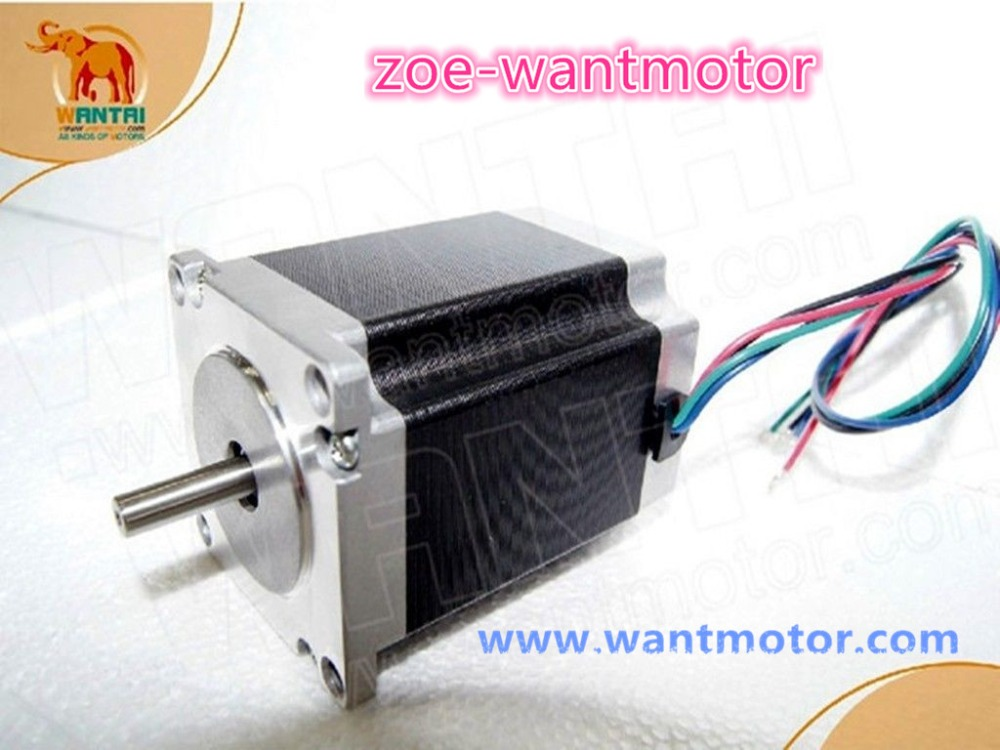 Cheap Price Nema 23 Wantai Stepper Motor 57bygh218 High Quality With Ce Rohs Iso In Stepper