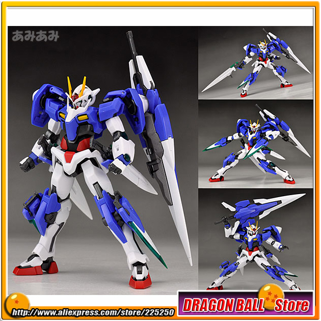 Anime Gundam 00V Original Bandai Tamashii Nations Robot Spirits Action Figure No.038 - OO Gundam Seven Sword original bandai tamashii nations robot spirits exclusive action figure rick dom char s custom model ver a n i m e gundam