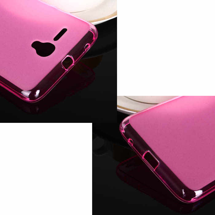 """For Alcatel pop 3 5.5 mobile phone protective case funda,for alcatel pop3 5.5"""" sweety candy color tpu soft back cover guard"""